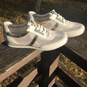 Michael Kors Maggie Mesh Trainer Sneakers 8.5